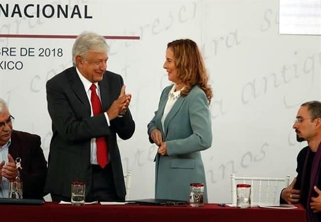 ¿De qué va el cargo de Beatriz Gutiérrez Müller?