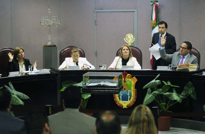 Multa de 36 mil pesos a Duarte por intervenir en la elección