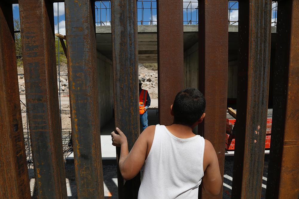 Vivir del muro de Trump