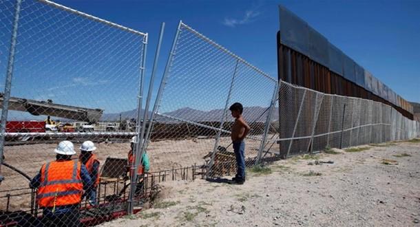 Da marcha atrás Cemex, no participará en construcción de muro