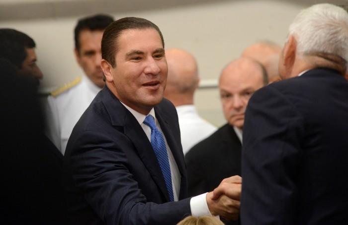 En visita de corte electoral, Moreno Valle arremete contra AMLO