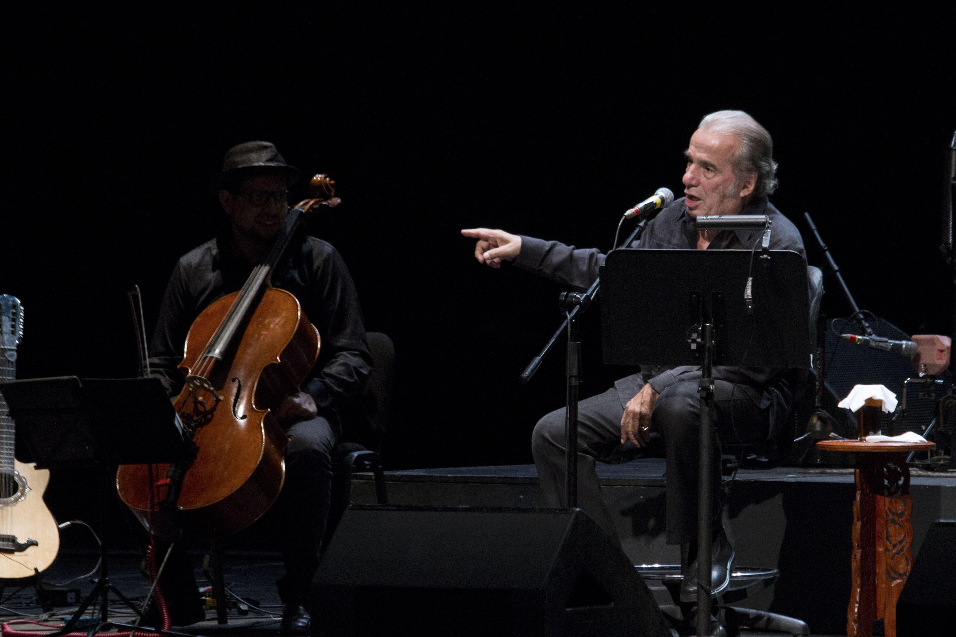 Oscar Chávez y su México 68, la memoria musical del movimiento estudiantil