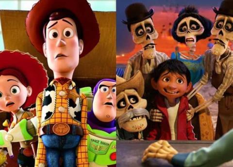 Muy fan de Coco, pero no detectaste a este personaje de Toy Story