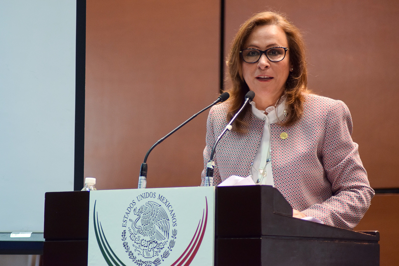 Rocío Nahle acusa plagio en propuestas anticorrupción de Meade