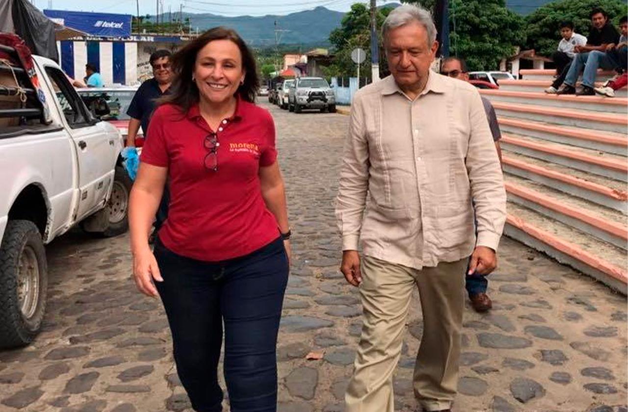 Rocío Nahle no descarta aspirar a presidencia o gubernatura por Veracruz
