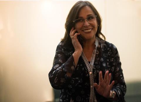 Con retraso pero Rocío Nahle cumple con declaración