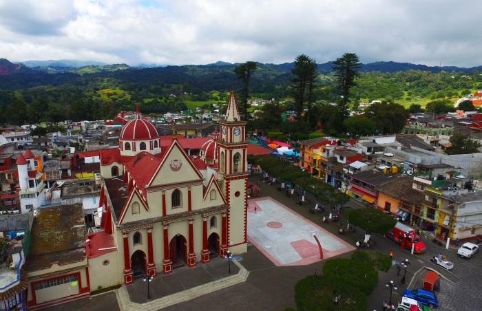 Ocho municipios van tras la denominaci n de pueblo m gico for Adolfo dominguez plaza americas xalapa