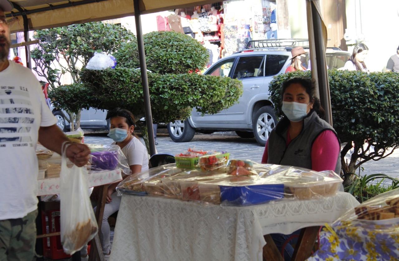Naolinco espera llegada de turismo en Día de Muertos