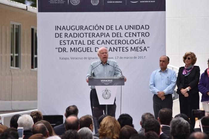 Salud federal presentará más denuncias contra gobierno de Veracruz
