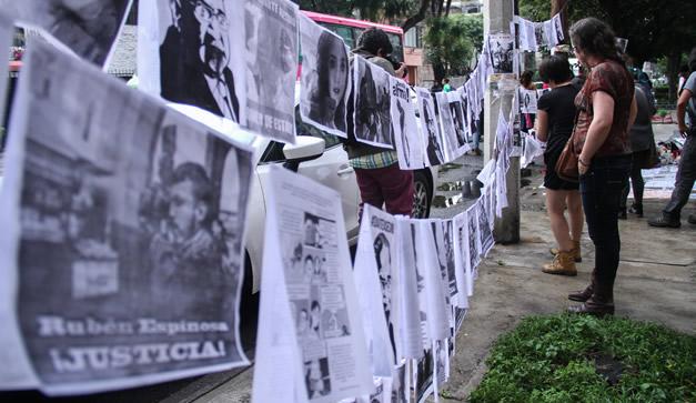 Tercer detenido por caso Narvarte niega su participación en el multihomicidio