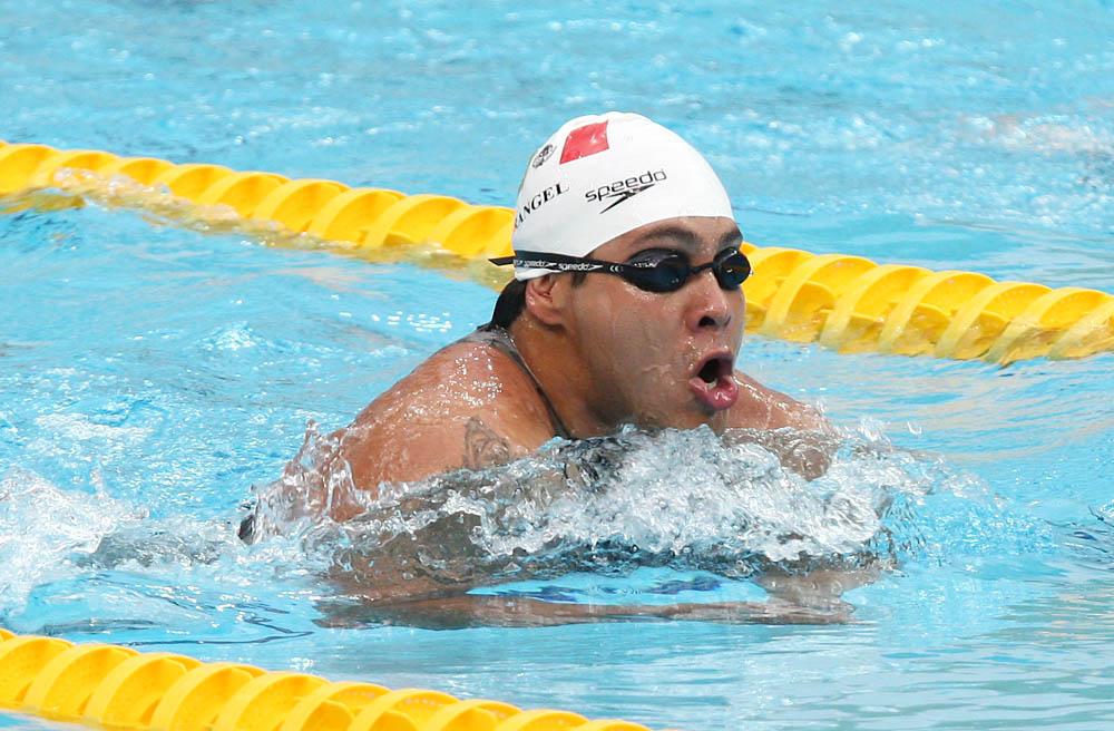 Mexicanos a finales de natación en Paralímpicos