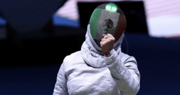 Mexicana obtiene oro en Mundial de Esgrima