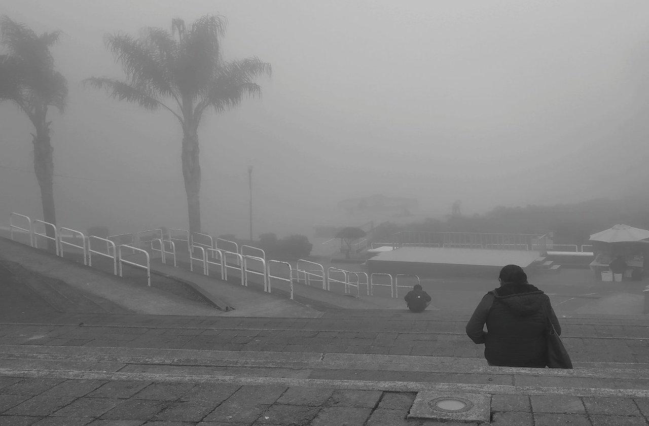 Navidad en Xalapa, la quinta más fría en 37 años