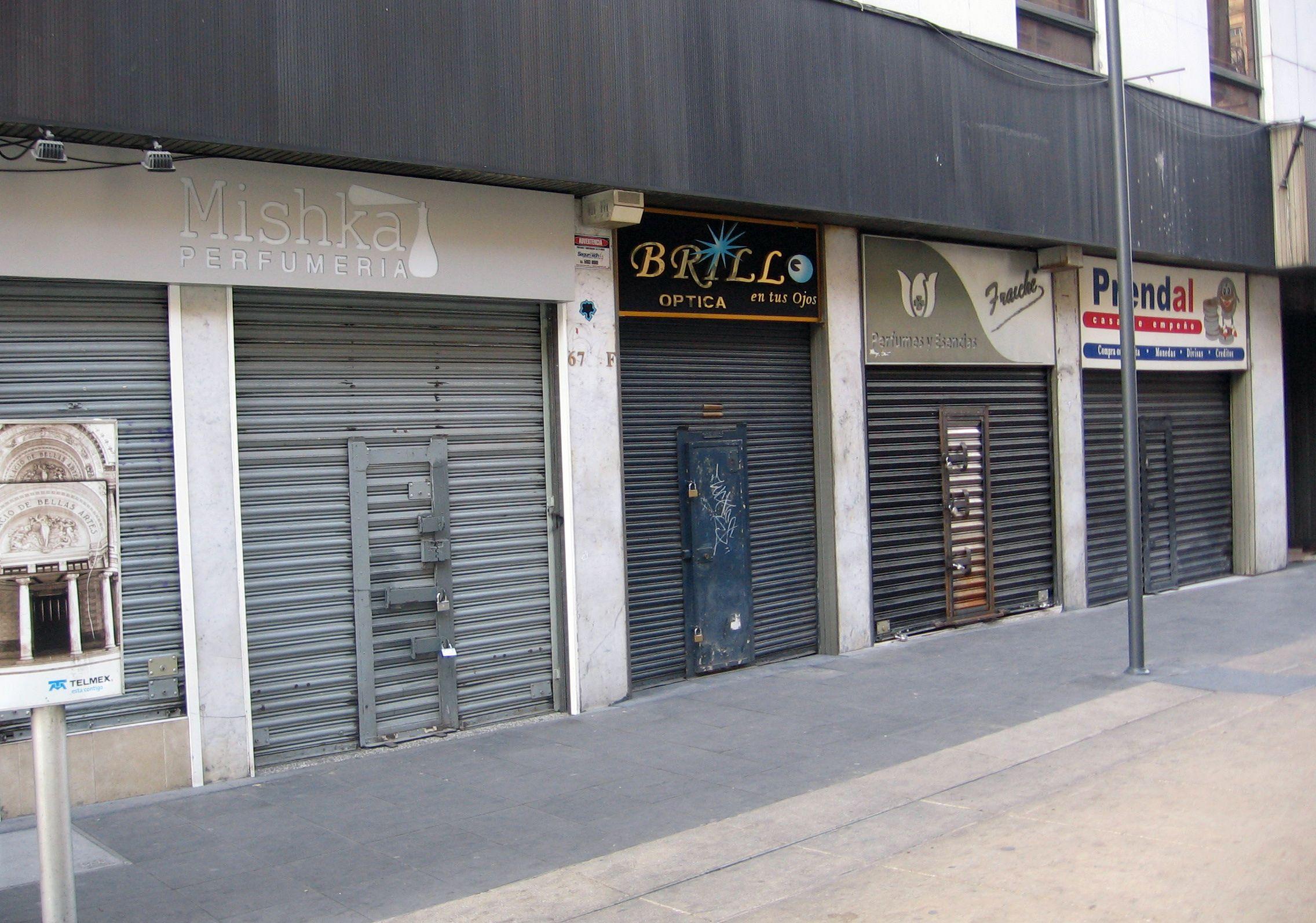 Inseguridad y bajas ventas afectan a comerciantes cordobeses