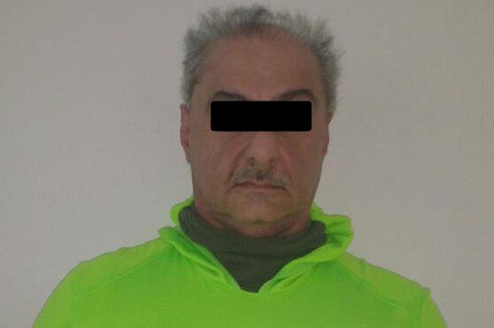 En Atlixco capturan a exsecretario de Salud de Javier Duarte