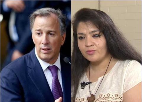 Las declaraciones entre Meade y Nestora Salgado