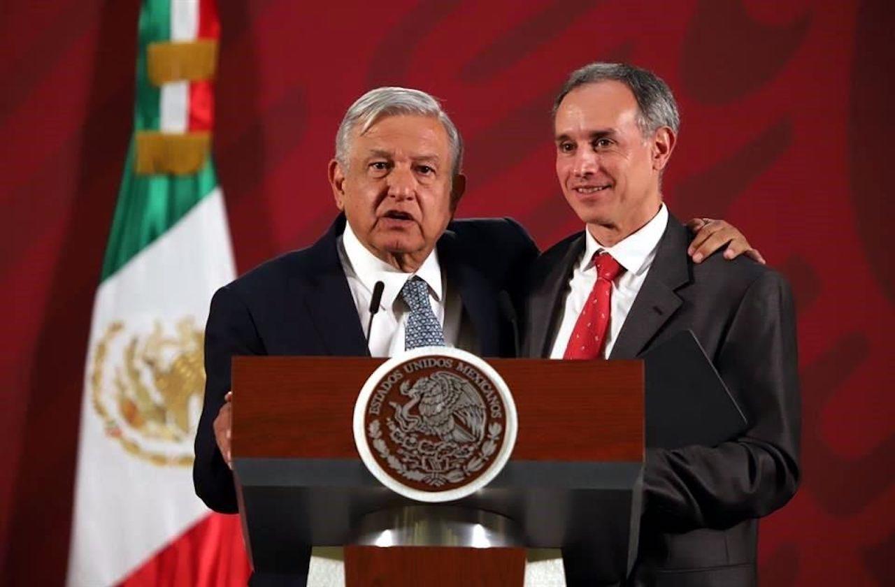 Ni AMLO ni López-Gatell se han hecho prueba de covid