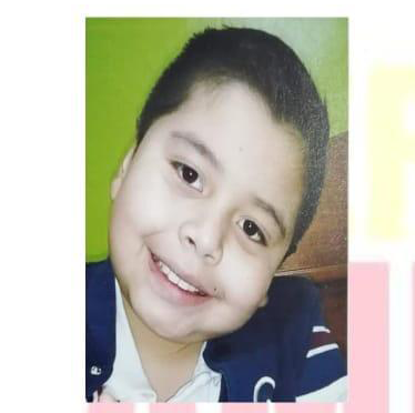 SE BUSCA | Santiago de 8 años cumple 26 días desaparecido