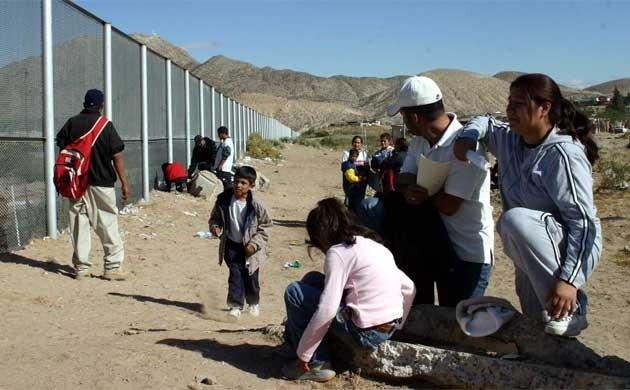 EU arrestó a 131 mil niños en tres años; 2014 el de más detenciones