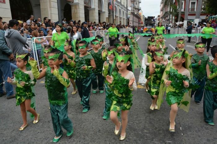 Designan al rey infantil del Carnaval de Veracruz 2017