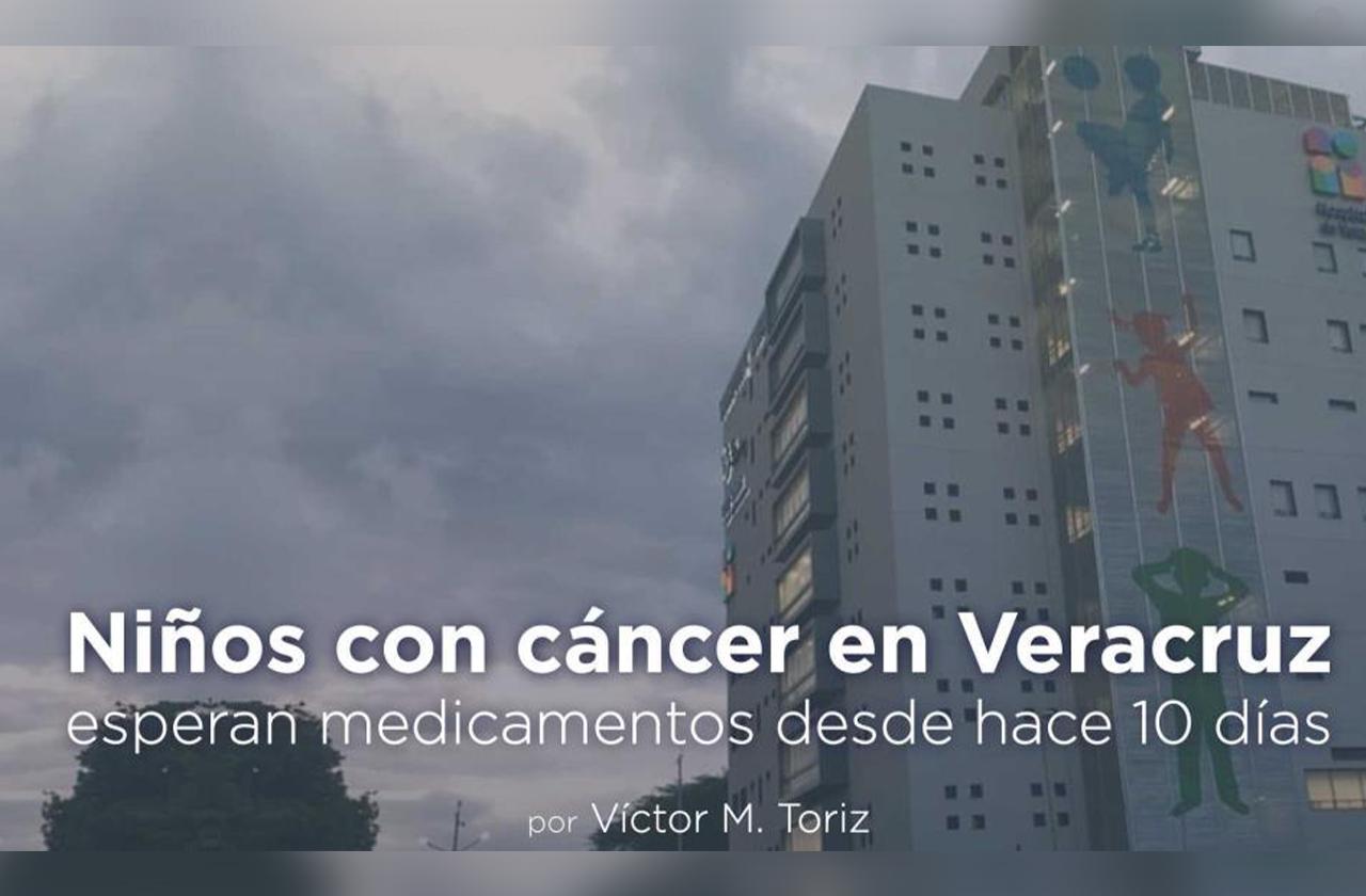 Niños han esperado medicamento oncológico por más de 10 días