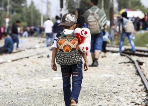 Niños migrantes también son separados de sus padres en México