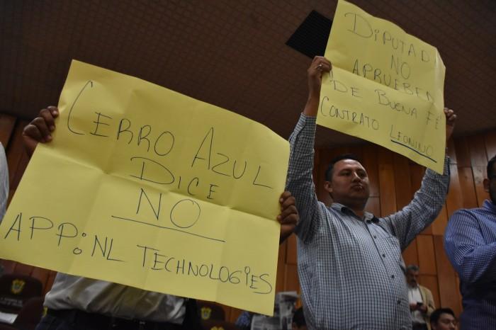 Contratos con NL Technologies no tienen trampa: Sergio Hernández