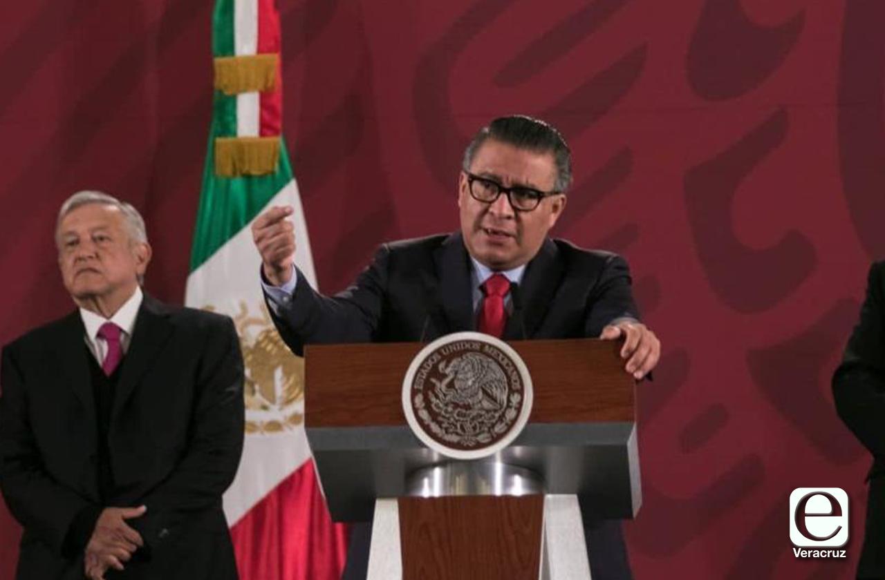 Horacio Duarte sustituye a Ricardo Ahued en Aduanas: AMLO