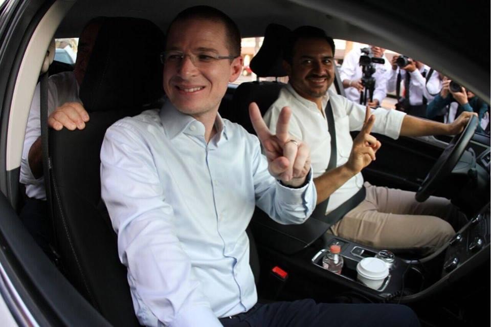 Veracruz, prioridad del Frente para ganar la presidencia: Anaya