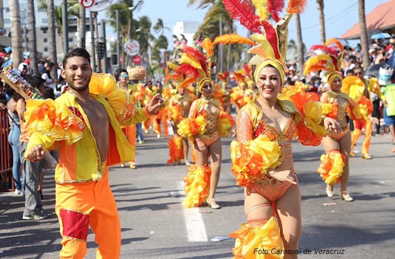 No descartan que haya Carnaval de Veracruz 2021