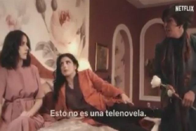 Las De la Mora se burlaron de la Rosa de Guadalupe así