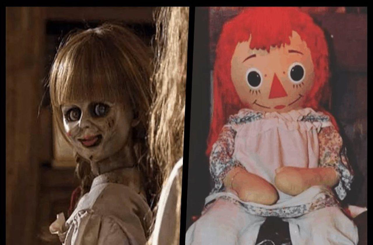 ¡No desapareció! Annabelle aún sigue en la mansión Warren