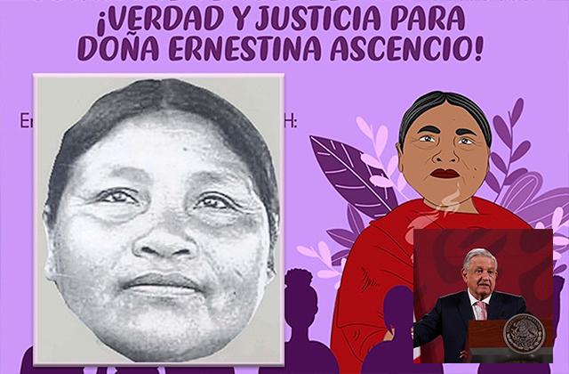No se cerrará el expediente del caso Ernestina Ascencio: AMLO