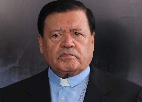 Norberto Rivera cree que maleantes iban con deseos de agredir