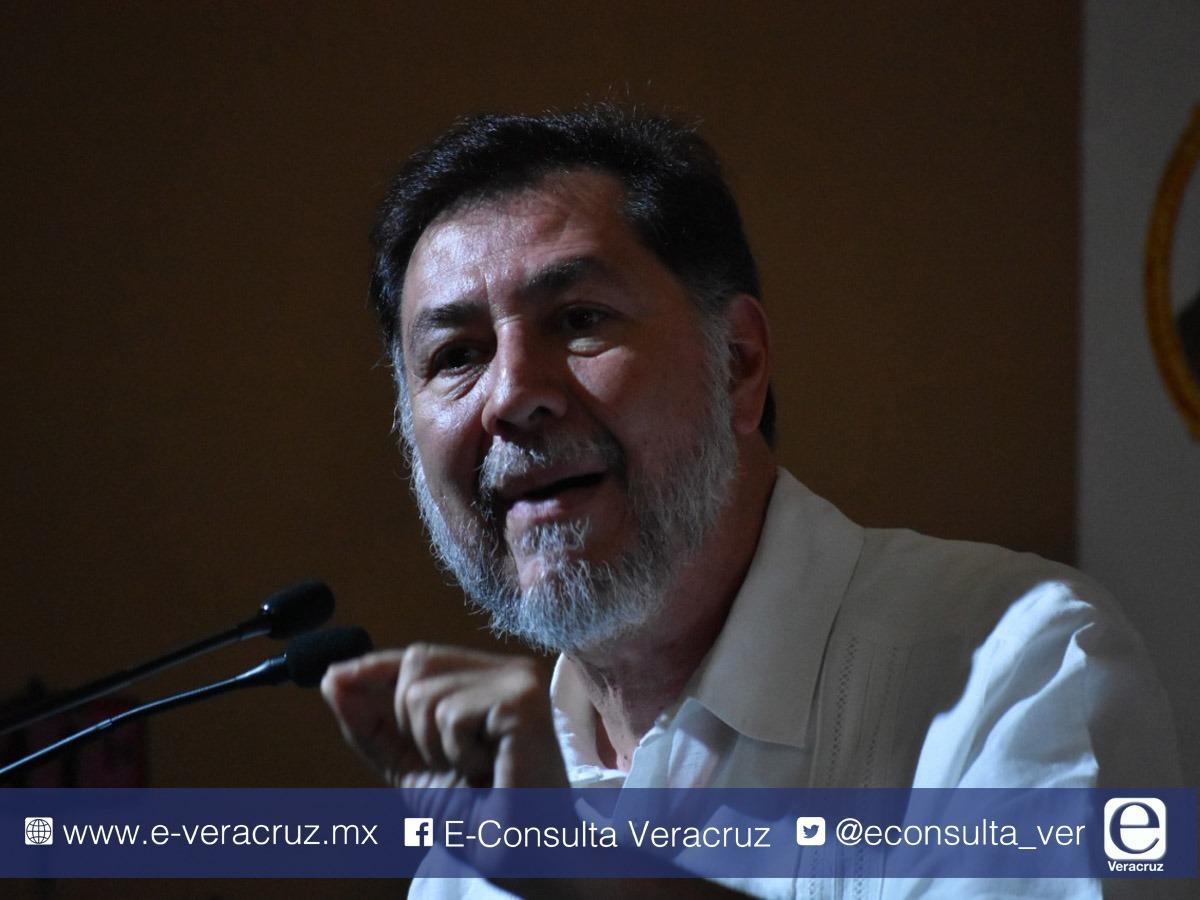 "Hoy se incautan bienes a Duarte ""mañana"" a Yunes: Noroña"