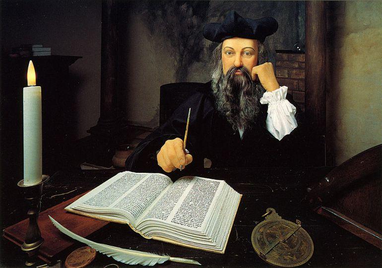 ¿Nostradamus predijo el incendio de Notre-Dame?
