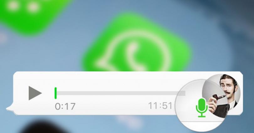 ¡Gracias WhatsApp! Así puedes escuchar tus notas de voz antes de enviarlas