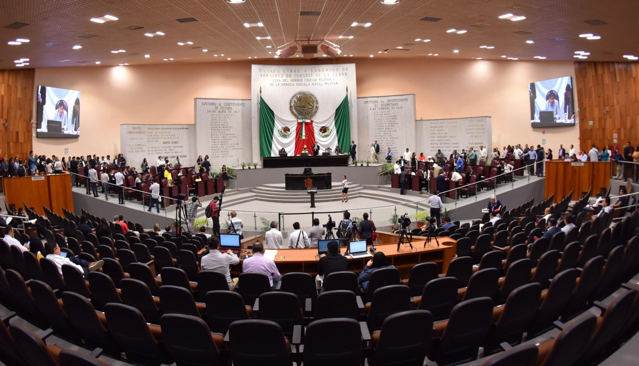 10 mejores momentos de la última sesión del Congreso de Veracruz
