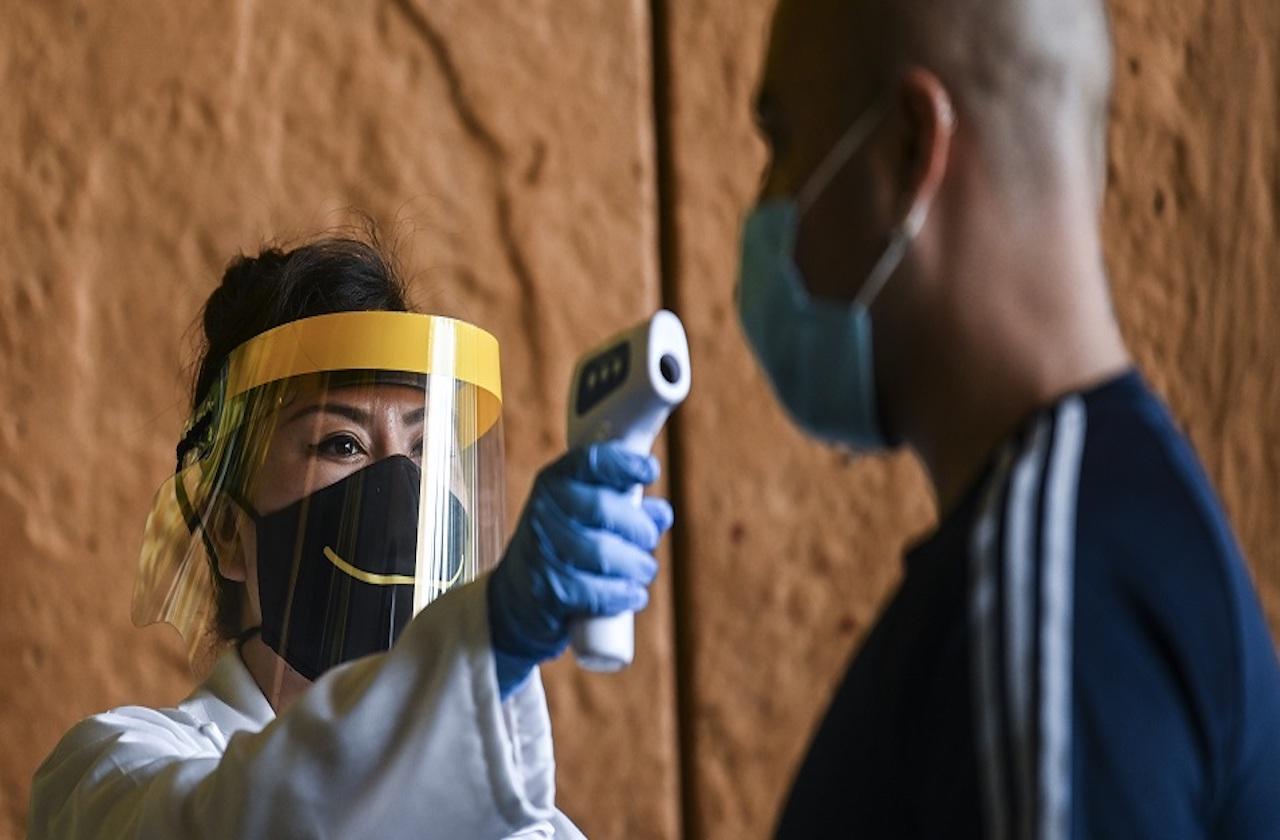 Nuevo record de contagios por covid en México