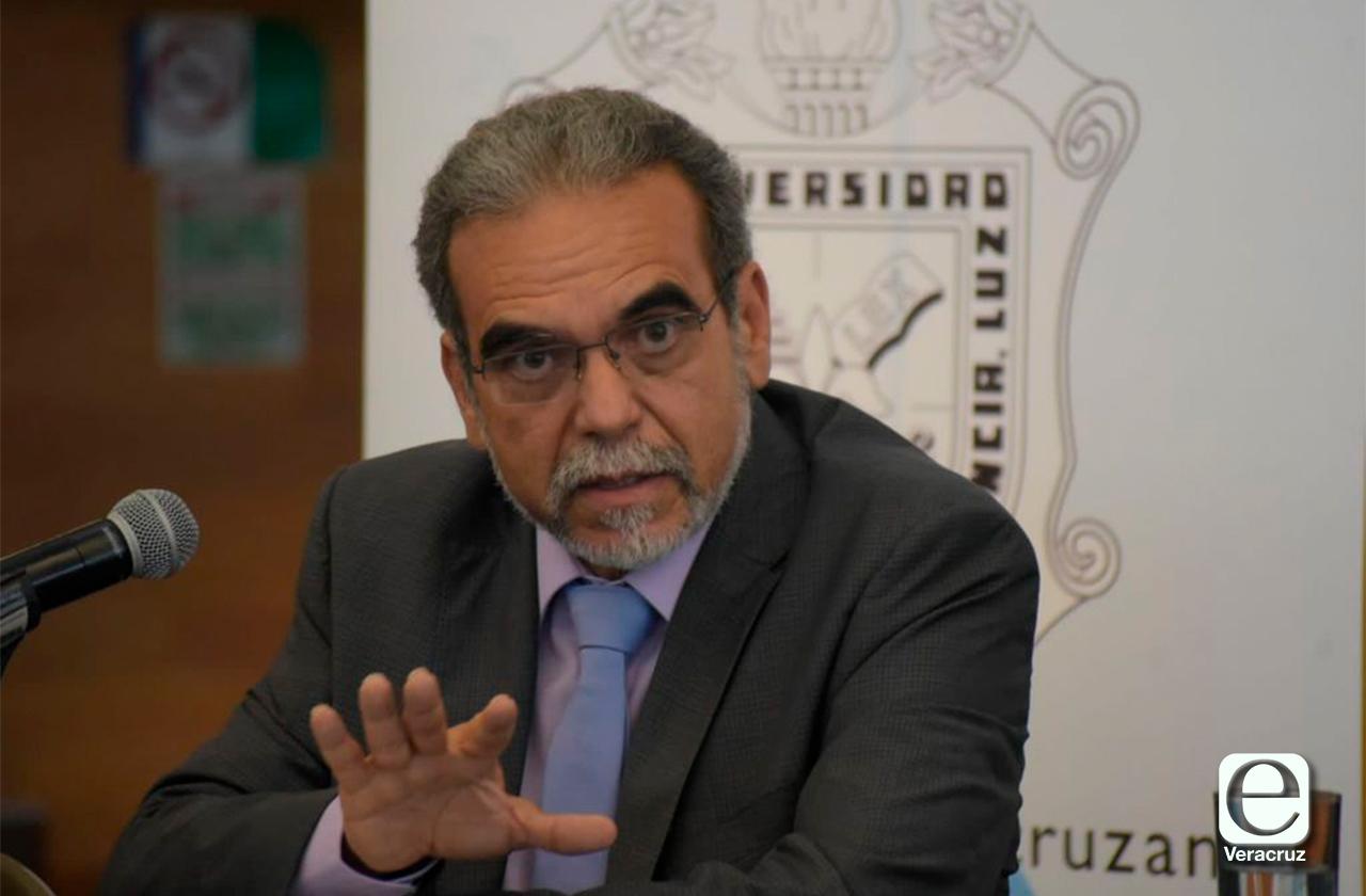 Nuevo rector advierte deserción del 20% en la UV por pandemia