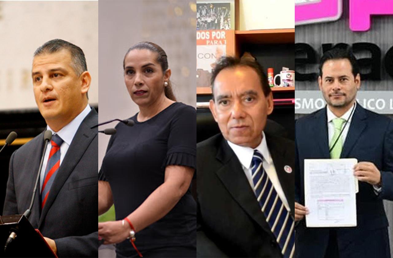 Ellos serán los nuevos dirigentes de partidos locales