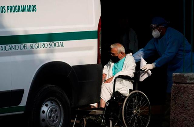 IMSS abrirá 139 hospitales covid más en el país