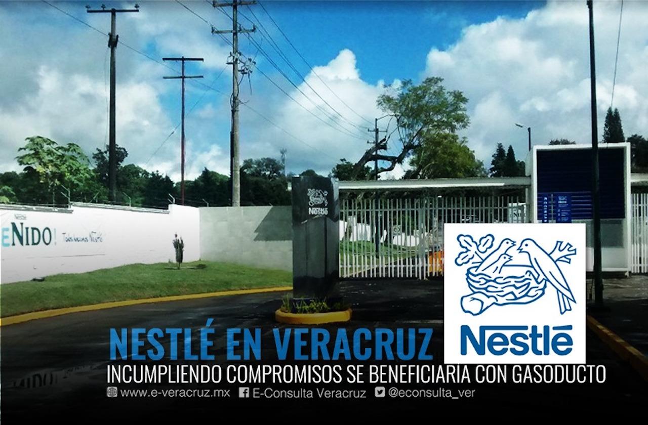 Coatepecanos reclaman a Nestlé lustro de promesas incumplidas