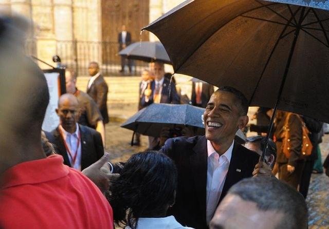 Habrá un cambio en Cuba y Raúl Castro lo entiende: Obama