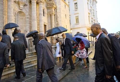 Derechos humanos, tema a discutir entre Obama y Raúl Castro