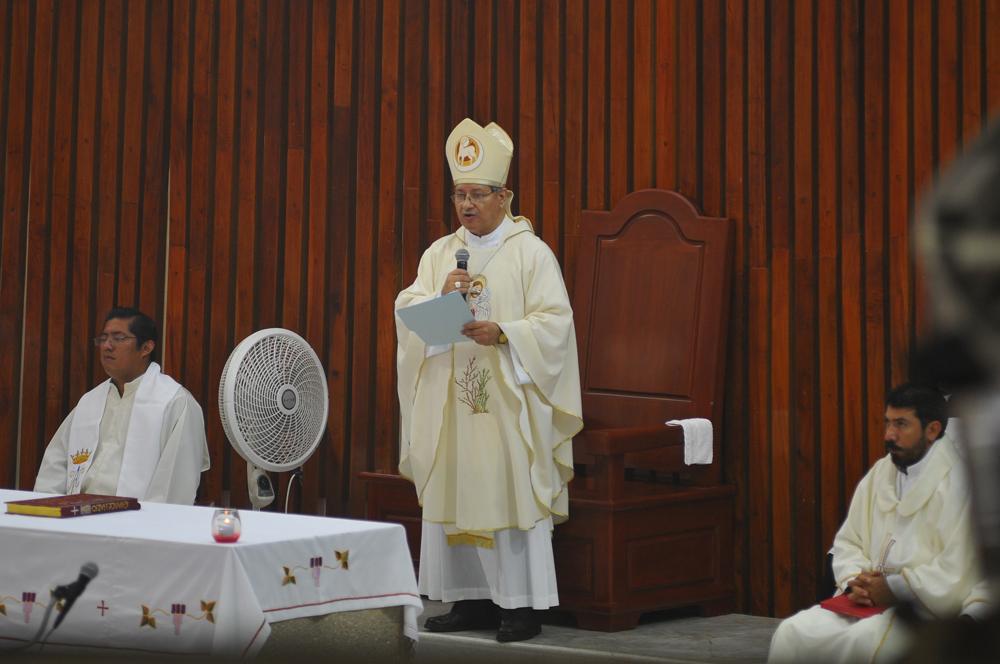 Obispo pide respeto para los migrantes