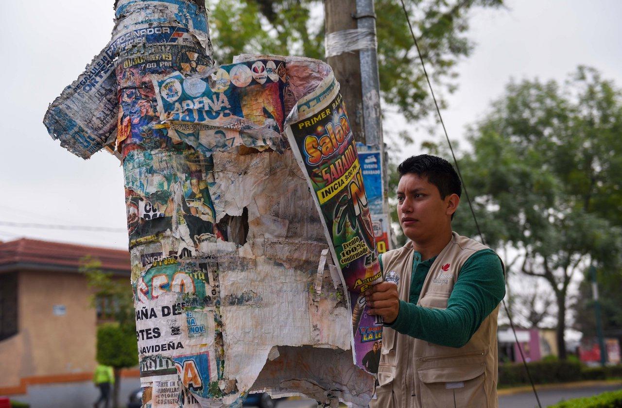 Solicitan más operativos para retirar objetos en calles de Xalapa