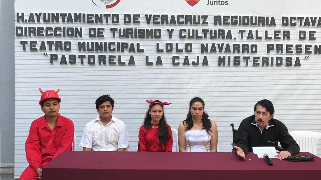 """Invita Gobierno Municipal a la obra """"La Caja Misteriosa"""""""