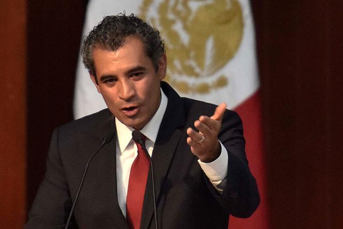 Ochoa Reza: la corrupción de Javier Duarte nunca manchará al PRI