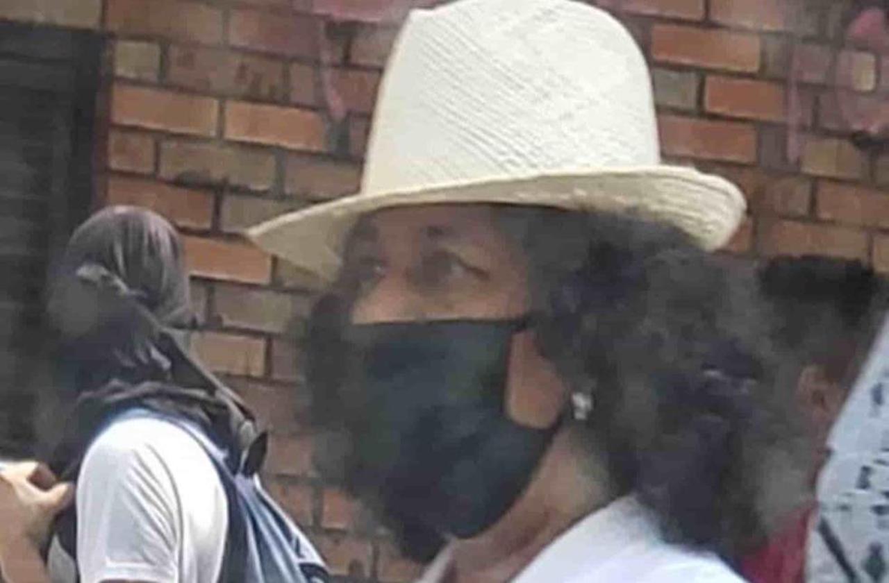 Funcionaria de la 4T se sumó a protestas por caso Giovanni